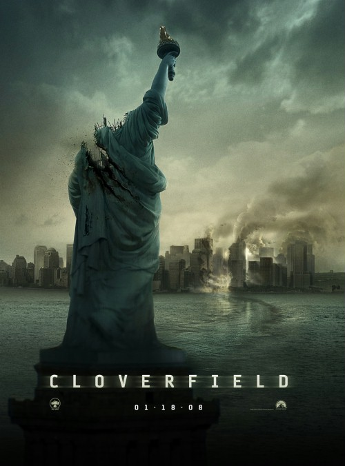 Plakat z filmu 'Projekt: Monster/Cloverfield'