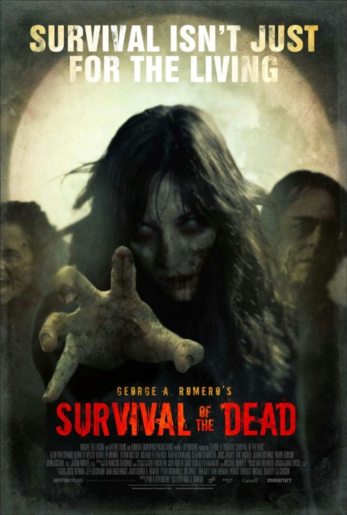 Plakat z filmu 'Survival of the Dead'