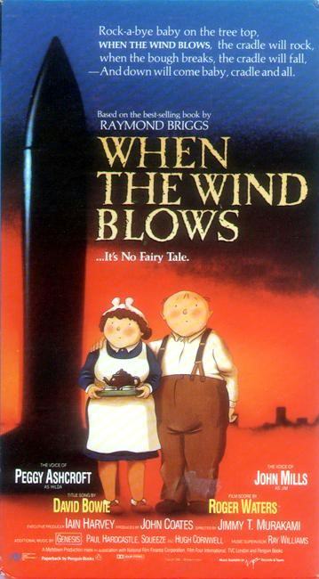 Plakat z filmu 'When the Wind Blows'